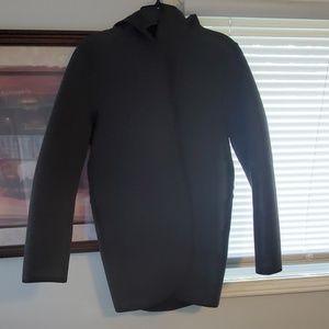 Lulu lemon gray size 6 jacket lightweight
